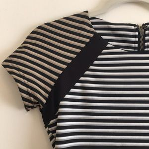 Lucca Couture Dresses - Striped mini dress from Urban Outfitters